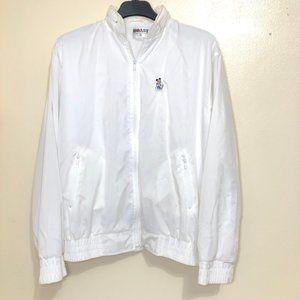 🔵Vintage Mickey Mouse Tennis Jacket Windbreaker